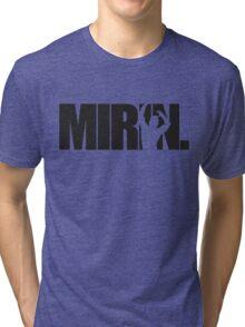 Mirin. (version 1 black) Tri-blend T-Shirt