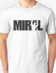 Mirin. (version 1 black) Unisex T-Shirt