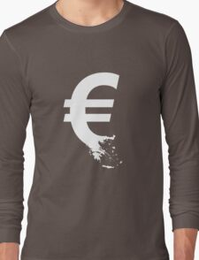 Universal Unbranding - The Greek Collapse T-Shirt