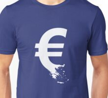 Universal Unbranding - The Greek Collapse Unisex T-Shirt
