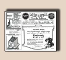 Artist's supply ads 1914 by CircaWhat