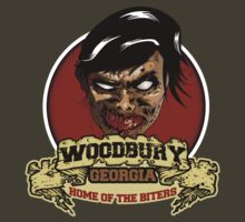Woodbury - Home of the Biters by metacortex