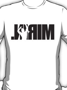 Mirin. (version 1 black reflected) T-Shirt