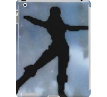 Dream Dancing in the Snowflakes iPad Case/Skin