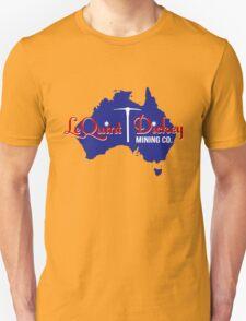 LeQuint Dickey Mining Co. Unisex T-Shirt