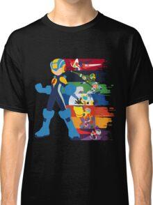 Megaman: Souls of a Hero V2 Minimal Classic T-Shirt