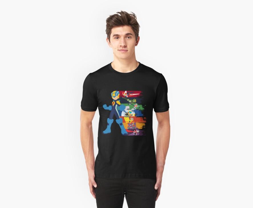 Megaman: Souls of a Hero V2 Minimal by jax89man