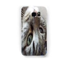 Baby Cat Montes Upside Down Samsung Galaxy Case/Skin