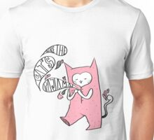 [the cat's pajamas] Unisex T-Shirt