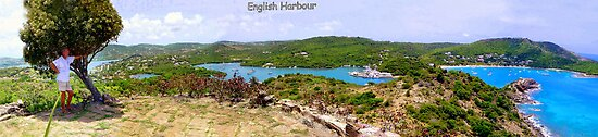 English Harbor/Antigua by globeboater