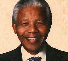mandela inspiration by Adam Asar