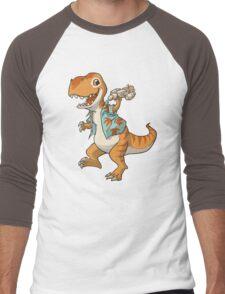 Just Keep Flying Men's Baseball ¾ T-Shirt
