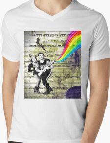 Conquering the Universe Mens V-Neck T-Shirt