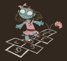 Zombie Girl by dooomcat