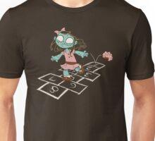 Zombie Girl Unisex T-Shirt