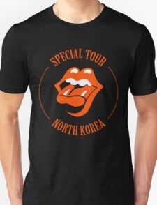 Universal Unbranding - North Korean Tour Unisex T-Shirt