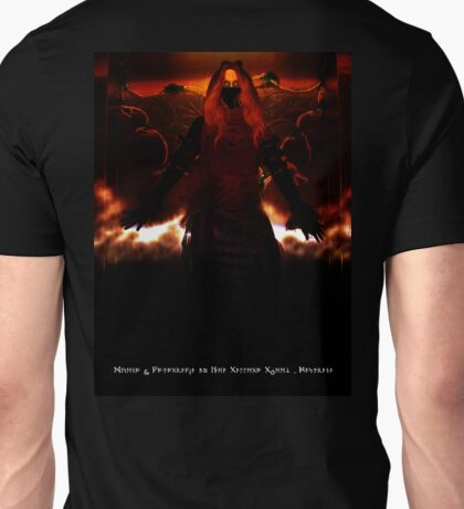 Fire Fairy Unisex T-Shirt