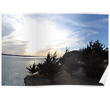 Lewis and Clark Lake View Poster