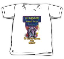Elly the Enchanted Elephant Kids Tee