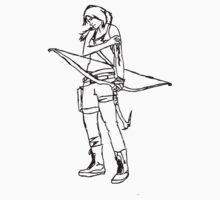 Lara Croft, Tomb Raider by Anubins