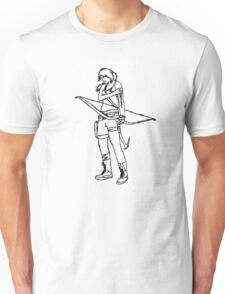 Lara Croft, Tomb Raider Unisex T-Shirt