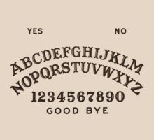ouija classic by coquillage