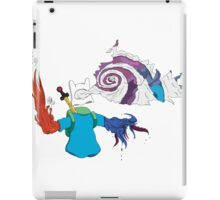 Finn the Wizard  iPad Case/Skin