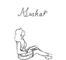 Alaska Young  by Kayleigh Gough