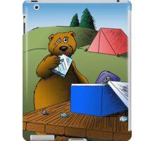 Grizzly Bear iPad Case/Skin