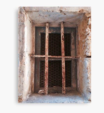 Prison - Chiara Conte Canvas Print