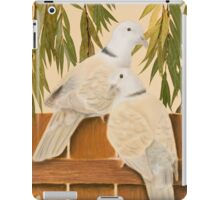 Doves iPad Case/Skin