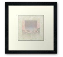 72 Framed Print
