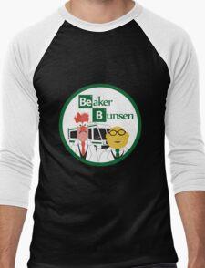Breaking Muppets Men's Baseball ¾ T-Shirt
