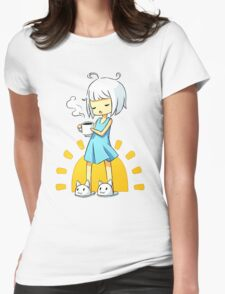 Morning Coffee 2 Womens Fitted T-Shirt