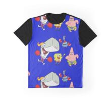 All together square Graphic T-Shirt