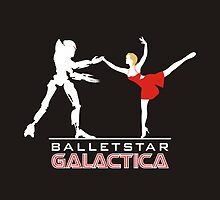 Balletstar Galactica by QueenHare