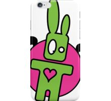 Roborabbit iPhone Case/Skin