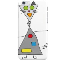 Robocat iPhone Case/Skin