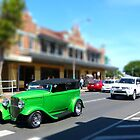 Vintage Car - tilt shifted by PhotosByG