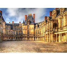 Fontainebleu Palace Photographic Print