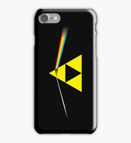 The Dark Side of the Triforce (horizontal) iPhone Case/Skin