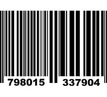 Barcode Photographic Print