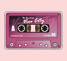 The Sounds of Vice City / 1986 by OCD Gamer Retro Gaming Art & Clothing