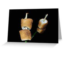Perfect Marshmallow Greeting Card
