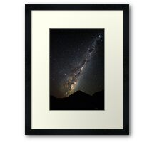 Our Galaxy Framed Print