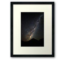 Our Galaxy Framed Print