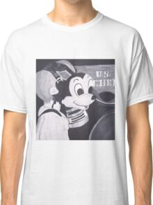 Gas Mask Mickey Classic T-Shirt