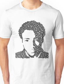 Childish Gambino Portrait Unisex T-Shirt