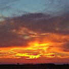 Cloud with a Golden Lining by Greg Belfrage