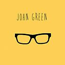 John Green  by smallinfinities